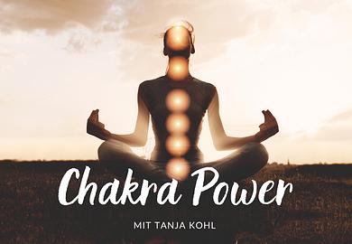 Chakra Power: Nutze die Energie deiner Chakren