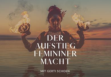 Der Aufstieg Femininer Macht: Entfalte deine innere Kraft